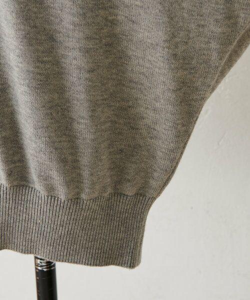 BEARDSLEY / ビアズリー ニット・セーター   襟ぐり刺繍ニット   詳細13
