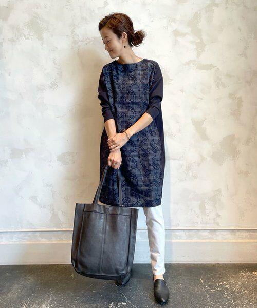 BEARDSLEY / ビアズリー ロング・マキシ丈ワンピース   ペイズリー刺繍ワンピース   詳細1