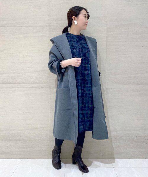 BEARDSLEY / ビアズリー ロング・マキシ丈ワンピース   ペイズリー刺繍ワンピース   詳細11
