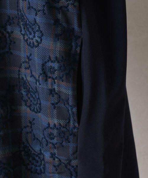 BEARDSLEY / ビアズリー ロング・マキシ丈ワンピース   ペイズリー刺繍ワンピース   詳細20