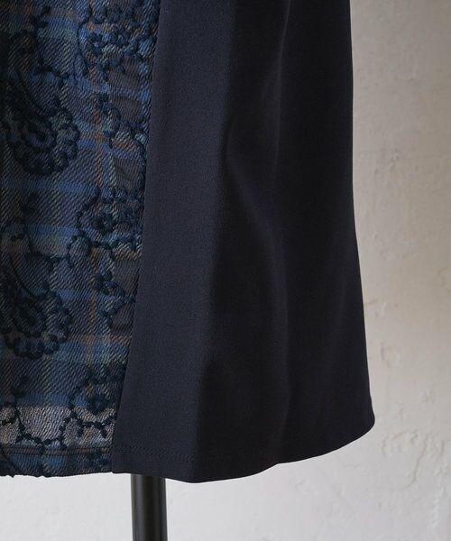 BEARDSLEY / ビアズリー ロング・マキシ丈ワンピース   ペイズリー刺繍ワンピース   詳細21