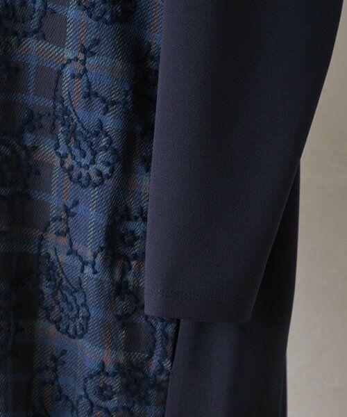 BEARDSLEY / ビアズリー ロング・マキシ丈ワンピース   ペイズリー刺繍ワンピース   詳細23