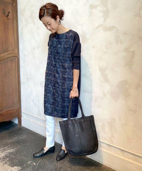 BEARDSLEY / ビアズリー ロング・マキシ丈ワンピース   ペイズリー刺繍ワンピース   詳細3