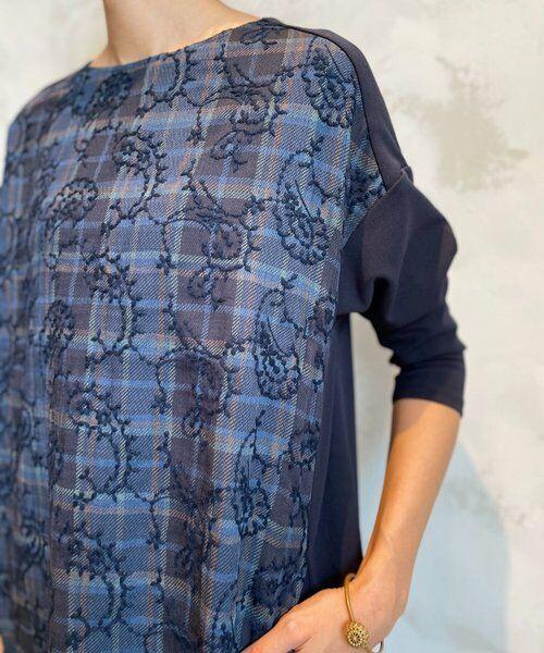 BEARDSLEY / ビアズリー ロング・マキシ丈ワンピース   ペイズリー刺繍ワンピース   詳細5