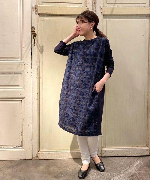BEARDSLEY / ビアズリー ロング・マキシ丈ワンピース   ペイズリー刺繍ワンピース   詳細7