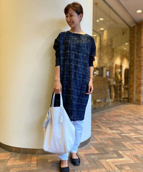 BEARDSLEY / ビアズリー ロング・マキシ丈ワンピース   ペイズリー刺繍ワンピース   詳細9