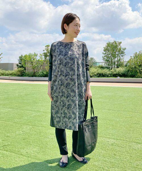 BEARDSLEY / ビアズリー ロング・マキシ丈ワンピース   ペイズリー刺繍ワンピース   詳細27