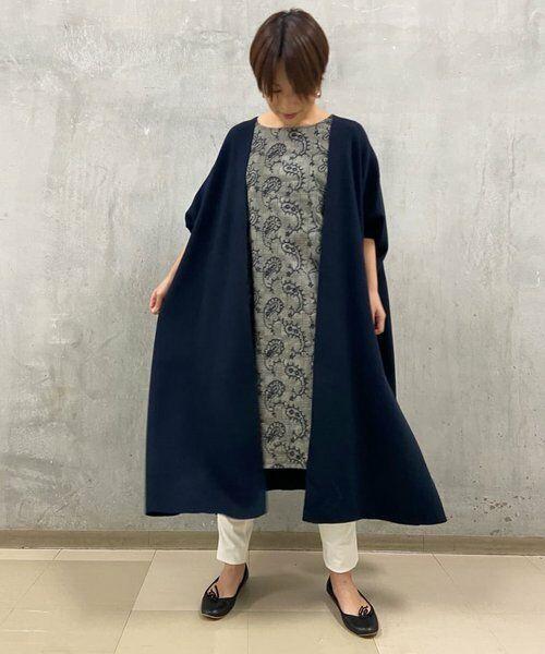 BEARDSLEY / ビアズリー ロング・マキシ丈ワンピース   ペイズリー刺繍ワンピース   詳細30