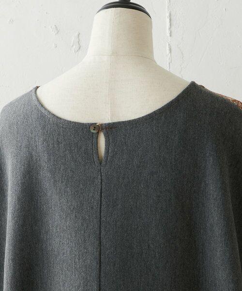 BEARDSLEY / ビアズリー ロング・マキシ丈ワンピース | 《追加予約》ペイズリーマルワンピース | 詳細28