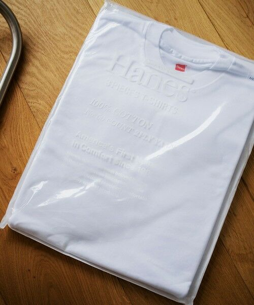 <Hanes> 3PACK BYSP T-SHIRT/Tシャツ