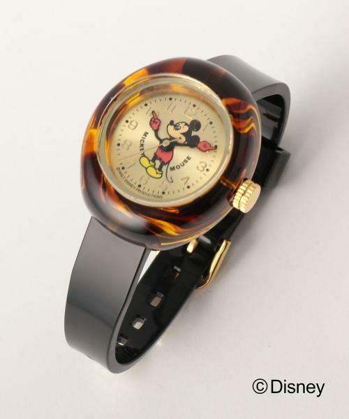 BEAUTY&YOUTH UNITED ARROWS / ビューティ&ユース ユナイテッドアローズ 腕時計 | BY クリアウォッチ/DISNEY | 詳細1