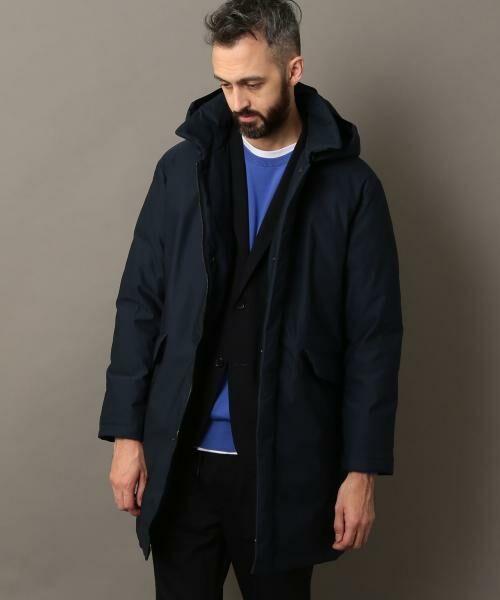 染色加工メーカー「小松精練」のジャケット・コート