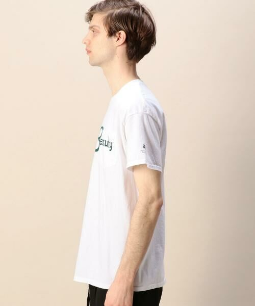 BEAUTY&YOUTH UNITED ARROWS / ビューティ&ユース ユナイテッドアローズ Tシャツ | 【別注】 <THE DAY> H-BT BYSP TEE/Tシャツ | 詳細3