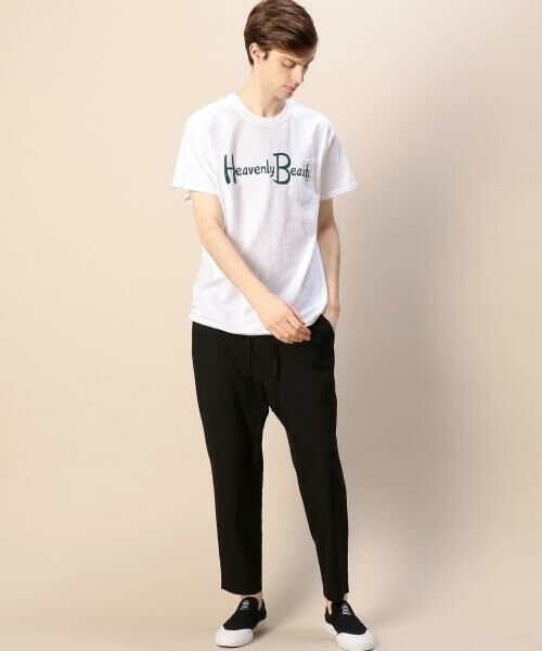 BEAUTY&YOUTH UNITED ARROWS / ビューティ&ユース ユナイテッドアローズ Tシャツ | 【別注】 <THE DAY> H-BT BYSP TEE/Tシャツ | 詳細4
