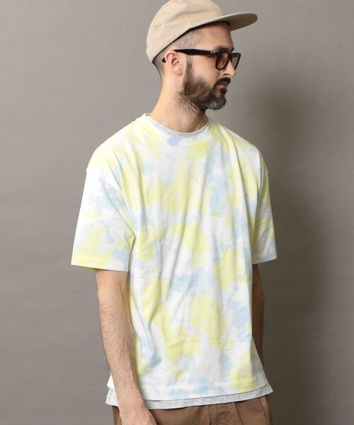 BEAUTY&YOUTH UNITED ARROWS / ビューティ&ユース ユナイテッドアローズ Tシャツ | BY タイダイ ワイドフォルム カットソー | 詳細2