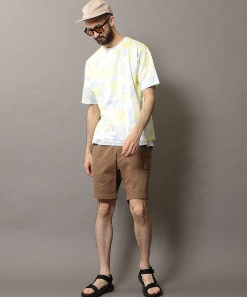 BEAUTY&YOUTH UNITED ARROWS / ビューティ&ユース ユナイテッドアローズ Tシャツ | BY タイダイ ワイドフォルム カットソー | 詳細5