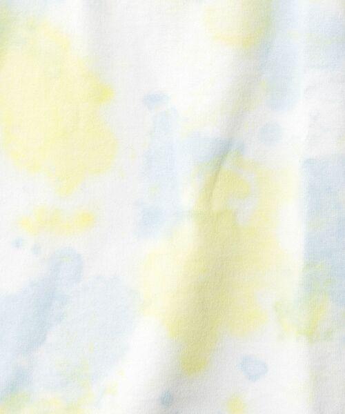 BEAUTY&YOUTH UNITED ARROWS / ビューティ&ユース ユナイテッドアローズ Tシャツ | BY タイダイ ワイドフォルム カットソー | 詳細7
