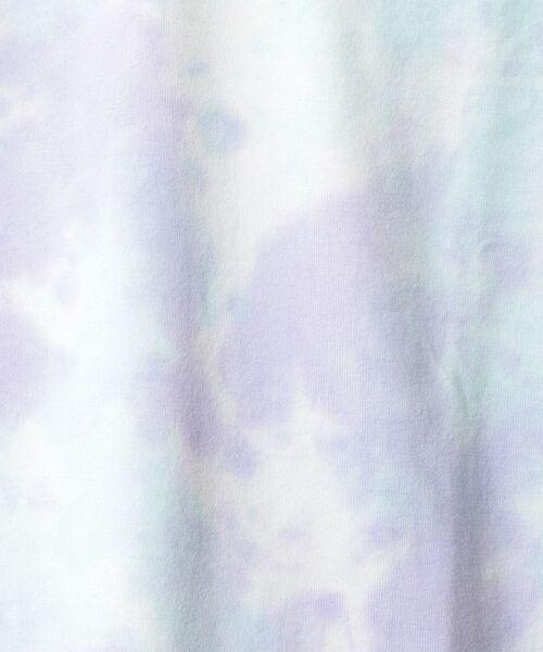 BEAUTY&YOUTH UNITED ARROWS / ビューティ&ユース ユナイテッドアローズ Tシャツ | BY タイダイ ワイドフォルム カットソー | 詳細17