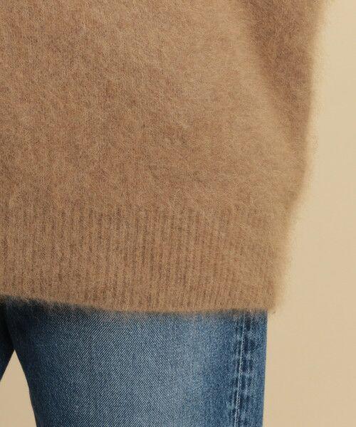 BEAUTY&YOUTH UNITED ARROWS / ビューティ&ユース ユナイテッドアローズ ニット・セーター   BY∴ ヘアリー天竺ボトルネックニット   詳細11