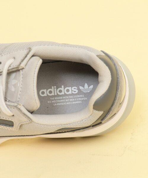 BEAUTY&YOUTH UNITED ARROWS / ビューティ&ユース ユナイテッドアローズ スニーカー   【別注】<adidas Originals(アディダス)>∴FALCON ファルコン スニーカー   詳細12