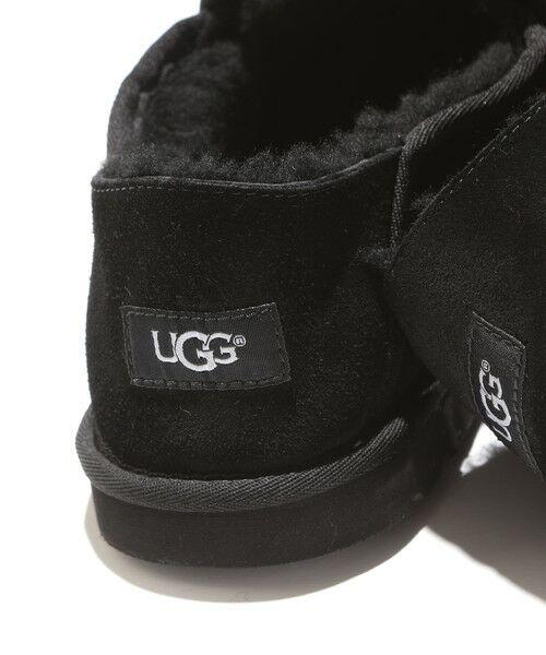BEAUTY&YOUTH UNITED ARROWS / ビューティ&ユース ユナイテッドアローズ ブーツ(ショート丈) | 【別注】 <UGG(アグ)> KENTON/ブーツ | 詳細6