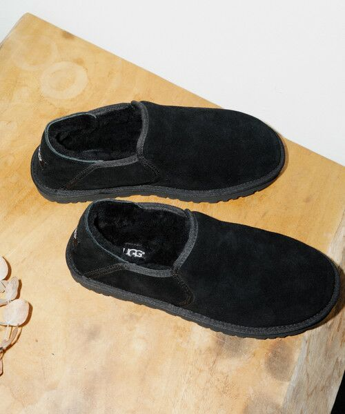BEAUTY&YOUTH UNITED ARROWS / ビューティ&ユース ユナイテッドアローズ ブーツ(ショート丈) | 【別注】 <UGG(アグ)> KENTON/ブーツ(BLACK)