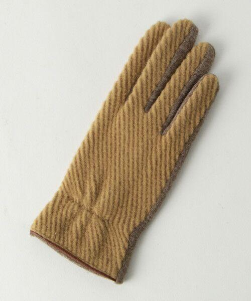 BEAUTY&YOUTH UNITED ARROWS / ビューティ&ユース ユナイテッドアローズ 手袋 | BY バイアスジャガードグローブ -スマートフォン対応- о | 詳細2