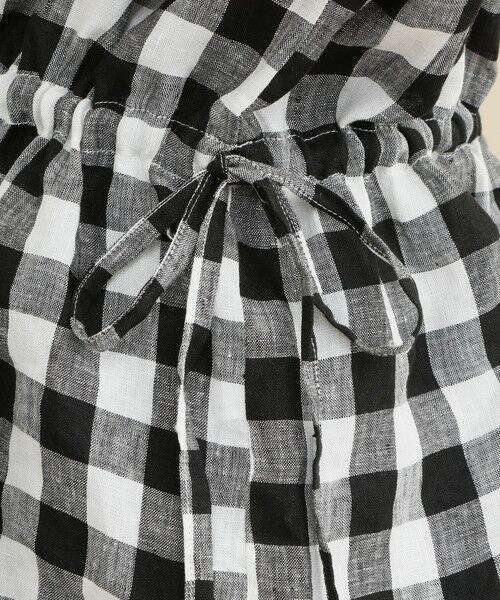 BEAUTY&YOUTH UNITED ARROWS / ビューティ&ユース ユナイテッドアローズ シャツ・ブラウス | 【予約】【WEB限定】by ※ウォッシャブルフレンチリネンワイドプルオーバーブラウス -2WAY/手洗い可能- | 詳細19