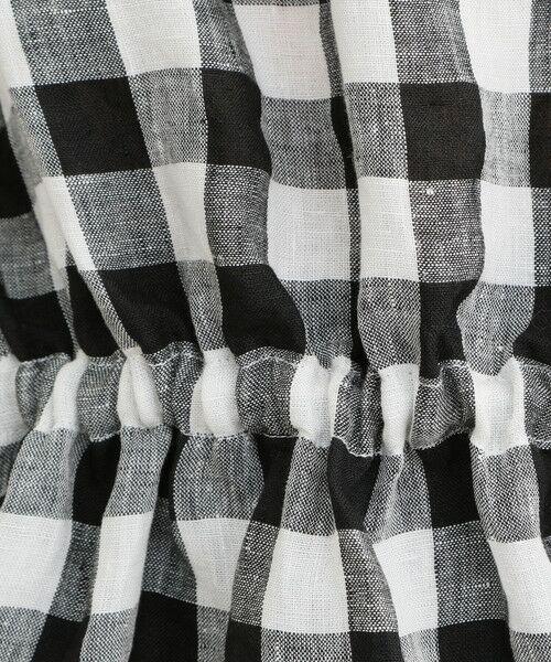 BEAUTY&YOUTH UNITED ARROWS / ビューティ&ユース ユナイテッドアローズ シャツ・ブラウス | 【予約】【WEB限定】by ※ウォッシャブルフレンチリネンワイドプルオーバーブラウス -2WAY/手洗い可能- | 詳細20