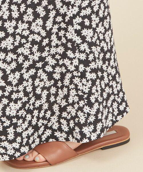 BEAUTY&YOUTH UNITED ARROWS / ビューティ&ユース ユナイテッドアローズ ロング・マキシ丈スカート | BY∴ フラワープリントマキシスカート 2  | 詳細8