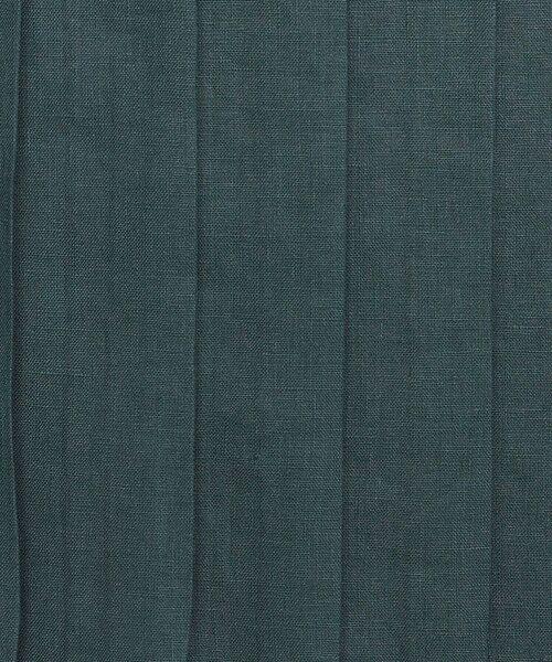 BEAUTY&YOUTH UNITED ARROWS / ビューティ&ユース ユナイテッドアローズ ロング・マキシ丈スカート | <O'NEIL of DUBLIN>リネンミックスキルトスカート | 詳細9