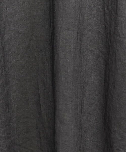 BEAUTY&YOUTH UNITED ARROWS / ビューティ&ユース ユナイテッドアローズ ロング・マキシ丈ワンピース | BY∴ ラミーノースリーブフレアワンピース -手洗い可能- | 詳細15