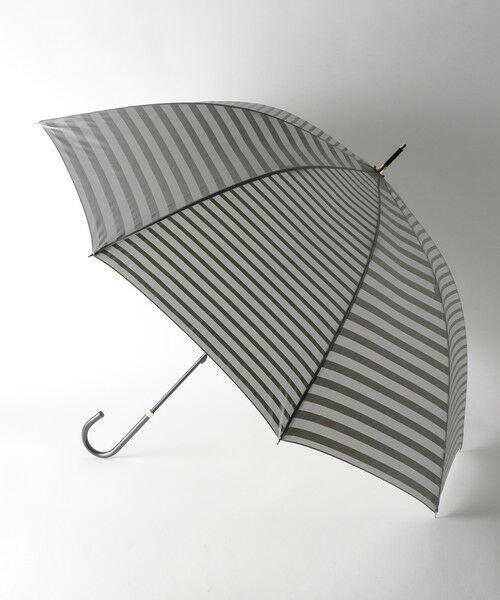 BEAUTY&YOUTH UNITED ARROWS / ビューティ&ユース ユナイテッドアローズ 傘   BY インサイドパネル アンブレラ/傘(MD.GRAY)