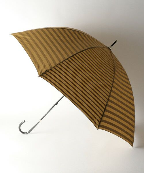 BEAUTY&YOUTH UNITED ARROWS / ビューティ&ユース ユナイテッドアローズ 傘   BY インサイドパネル アンブレラ/傘(MD.BROWN)