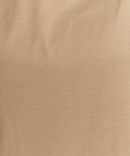 BEAUTY&YOUTH UNITED ARROWS / ビューティ&ユース ユナイテッドアローズ ロング・マキシ丈ワンピース | BY コットン天竺スリットノースリーブワンピース | 詳細14