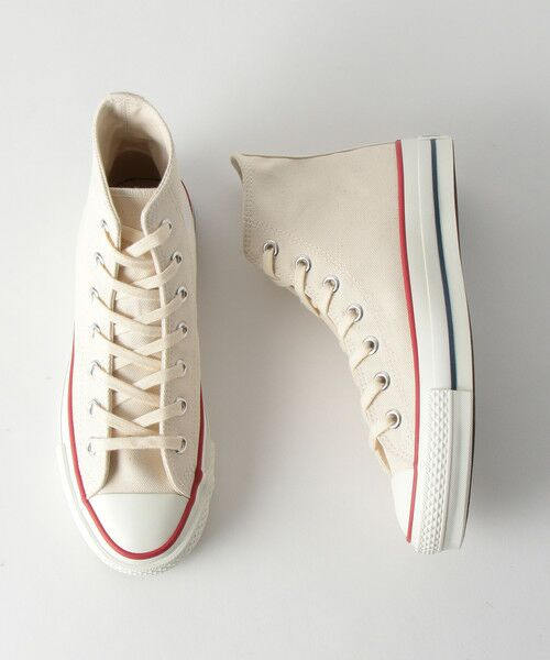 BEAUTY&YOUTH UNITED ARROWS / ビューティ&ユース ユナイテッドアローズ スニーカー | <CONVERSE(コンバース)>ALL STAR HI MADE IN JAPAN スニーカー(OFF WHITE)