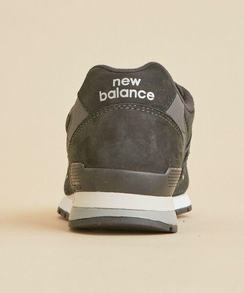 BEAUTY&YOUTH UNITED ARROWS / ビューティ&ユース ユナイテッドアローズ スニーカー | <New Balance(ニューバランス)>CM996 ヘリテージヌバックレザースニーカー | 詳細4