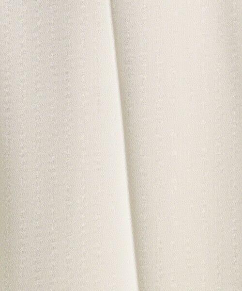 BEAUTY&YOUTH UNITED ARROWS / ビューティ&ユース ユナイテッドアローズ スラックス・ドレスパンツ | BY ダブルクロストラウザーパンツ/オフホワイト | 詳細14