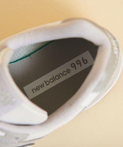 BEAUTY&YOUTH UNITED ARROWS / ビューティ&ユース ユナイテッドアローズ スニーカー | <New Balance(ニューバランス)>∴CM996 スニーカー/20SS | 詳細7