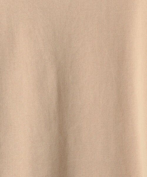 BEAUTY&YOUTH UNITED ARROWS / ビューティ&ユース ユナイテッドアローズ ニット・セーター   BY 16ゲージコットンフルニードルボートネックニットプルオーバー -ウォッシャブル-   詳細5