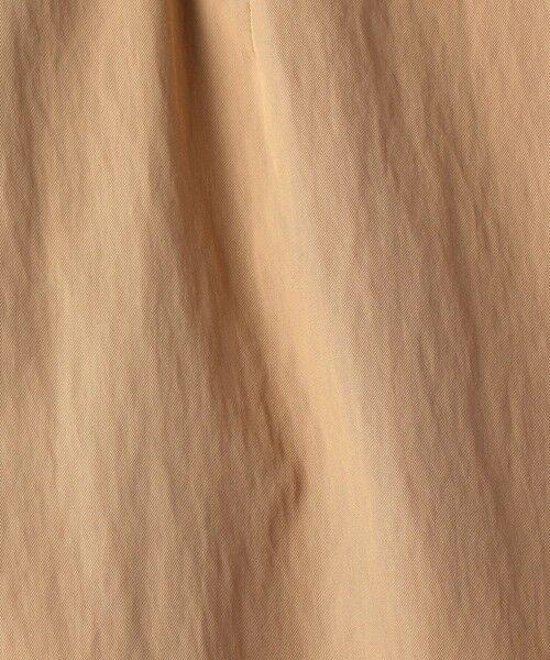 BEAUTY&YOUTH UNITED ARROWS / ビューティ&ユース ユナイテッドアローズ ミニ・ひざ丈スカート   BY コットンナイロンツイルラップスカート   詳細4