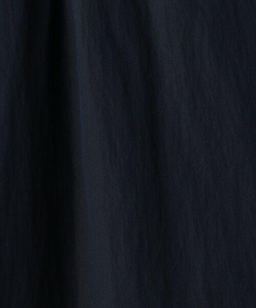 BEAUTY&YOUTH UNITED ARROWS / ビューティ&ユース ユナイテッドアローズ ミニ・ひざ丈スカート   BY コットンナイロンツイルラップスカート   詳細18