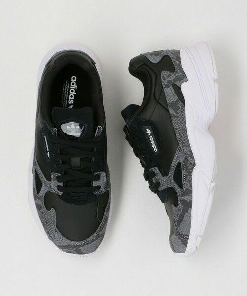 BEAUTY&YOUTH UNITED ARROWS / ビューティ&ユース ユナイテッドアローズ スニーカー | <adidas Originals(アディダス)>FALCON レザースニーカー | 詳細1