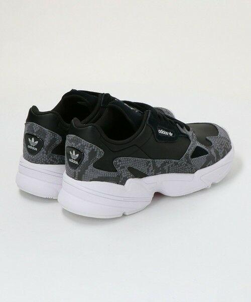 BEAUTY&YOUTH UNITED ARROWS / ビューティ&ユース ユナイテッドアローズ スニーカー | <adidas Originals(アディダス)>FALCON レザースニーカー | 詳細5
