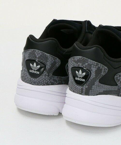 BEAUTY&YOUTH UNITED ARROWS / ビューティ&ユース ユナイテッドアローズ スニーカー | <adidas Originals(アディダス)>FALCON レザースニーカー | 詳細7