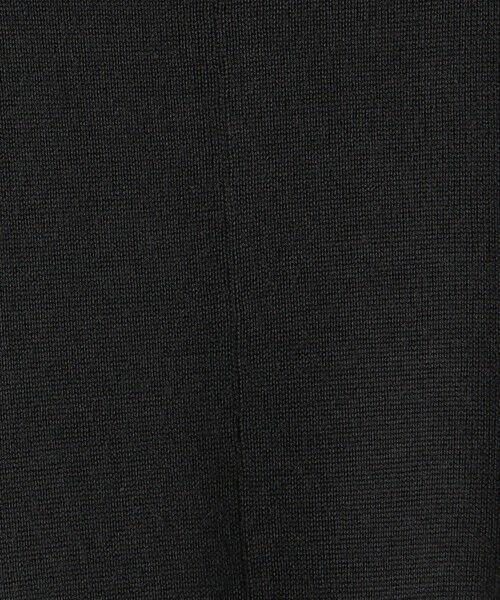 BEAUTY&YOUTH UNITED ARROWS / ビューティ&ユース ユナイテッドアローズ ロング・マキシ丈ワンピース | BY 14ゲージウエストベルトニットワンピース | 詳細8
