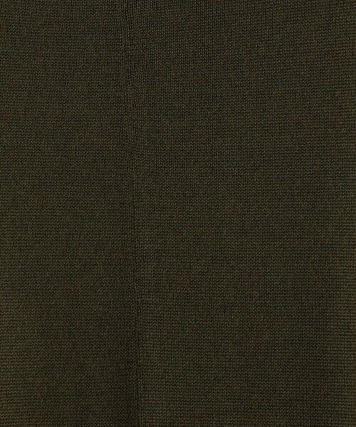 BEAUTY&YOUTH UNITED ARROWS / ビューティ&ユース ユナイテッドアローズ ロング・マキシ丈ワンピース | BY 14ゲージウエストベルトニットワンピース | 詳細17