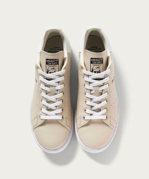 BEAUTY&YOUTH UNITED ARROWS / ビューティ&ユース ユナイテッドアローズ スニーカー   【予約】【別注】<adidas Originals(アディダス)> STAN SMITH スタンスミス/スニーカー   詳細2