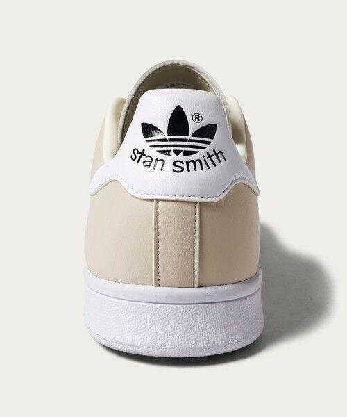 BEAUTY&YOUTH UNITED ARROWS / ビューティ&ユース ユナイテッドアローズ スニーカー   【予約】【別注】<adidas Originals(アディダス)> STAN SMITH スタンスミス/スニーカー   詳細6