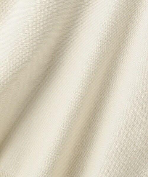BEAUTY&YOUTH UNITED ARROWS / ビューティ&ユース ユナイテッドアローズ ニット・セーター | BY ホールガーメント バックボリュームVネックニットプルオーバー | 詳細7